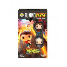 JUEGO DE MESA FUNKOVERSE BACK TO THE FUTURE EDICION 100 VERSION INGLESA 50467