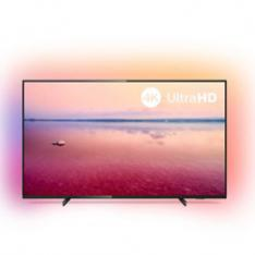 "TV PHILIPS 50"" LED 4K UHD/ 50PUS6704/ AMBILIGHT/ HDR10+/ SMART TV/ 3 HDMI/ 2 USB/ DVB-T/T2/T2-HD/C/S/S2/ DOLBY VISION/ WIFI"