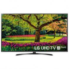 "TV LG 50"" LED 4K UHD/ 50UK6470PLC/ HDR/ 20W/ DVB-T2/C/S2/ HDMI/ USB/ INTELIGENCIA ARTIFICIAL."