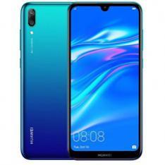 "TELEFONO MOVIL SMARTPHONE HUAWEI Y7 2019 AZUL/  6.26""/ 32GB ROM/ 3GB RAM/ 13+2 MPX AI - 8 MPX/ OCTA CORE/ 4000 MAH/ HUELLA/ DESBLOQUEO FACIAL"