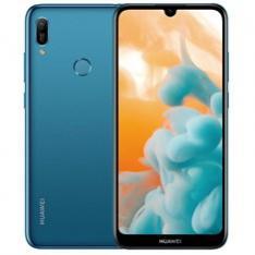 "TELEFONO MOVIL SMARTPHONE HUAWEI Y6 2019 BLUE/ 6.09""/ 32GB ROM/ 2GB RAM/ 13 Mpx - 8 Mpx/ QUAD CORE/ HUELLA/ DESBLOQUEO FACIAL"