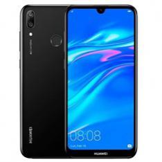 TELEFONO MOVIL SMARTPHONE HUAWEI Y7 2019 NEGRO   6.26  32GB ROM  3GB RAM  13+2 MPX AI - 8 MPX  OCTA CORE  4000 MAH  HUELLA  DESBLOQUEO FACIAL