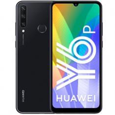 """TELEFONO MOVIL SMARTPHONE HUAWEI Y6P 2020 BLACK/  6.3""""/ 64GB ROM/ 3GB RAM/ 13+5+2 MPX - 8 MPX/ OCTA CORE/ 5000 MAH/ HUELLA/"""