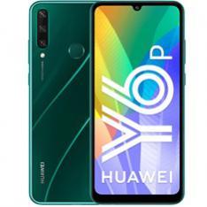 TELEFONO MOVIL SMARTPHONE HUAWEI Y6P 2020 GREEN   6.3  64GB ROM  3GB RAM  13+5+2 MPX - 8 MPX  OCTA CORE  5000 MAH  HUELLA