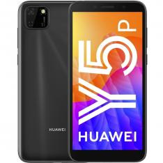"TELEFONO MOVIL SMARTPHONE HUAWEI Y5P MIDNIGHT BLACK/ 5.45""/ 32GB ROM/ 2GB RAM/ 8MPX - 5 MPX/ 3020 MAH"