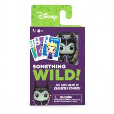 Juego de Mesa Funko Something Wild! Disney Villanos (DE-ES-IT)