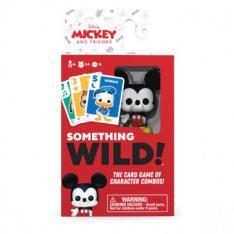 Juego de Mesa Funko Something Wild! Disney Mickey & Friends (DE-ES-IT) 51873