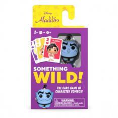 Juego de Mesa Funko Something Wild! Disney Aladdin (DE-ES-IT)