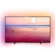 "TV PHILIPS 55"" LED 4K UHD/ 55PUS6704/ AMBILIGHT/ HDR10+/ SMART TV/ 3 HDMI/ 2 USB/ DVB-T/T2/T2-HD/C/S/S2/ WIFI/ A+"