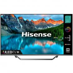 "TV HISENSE 55"" ULED 4K UHD/ 55U7QF/ HDR10+/ SMART TV/ 4 HDMI/ 2 USB/ DVB-T2/T/C/S2/S/ QUAD CORE"