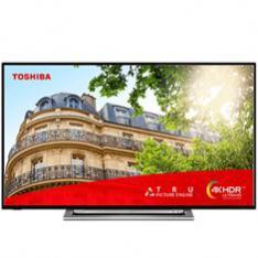 "TV TOSHIBA 55"" LED 4K UHD/ 55UL3A63DG/ SMART TV/ WIFI/ SOUN BY ONKIO/ HDR10/  HD DVB-T2/C/S2/ BLUETOOTH/ DOLBY VISION/"