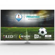 TV HISENSE 55 ULED 4K UHD  55U7A  HDR PLUS  SMART TV  4 HDMI  3 USB  DVB-T2 T C S2 S  QUAD CORE