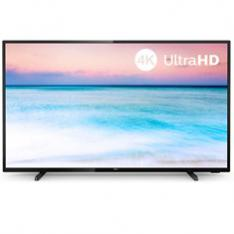"TV PHILIPS 58"" LED 4K UHD/ 58PUS6504/ HDR10+ / QUAD CORE/ SMART TV/ WIFI"