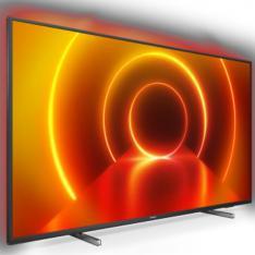 "TV PHILIPS 58"" LED 4K UHD/ 58PUS7805/ AMBILIGHT/ HDR10+/ SMART TV/ 3 HDMI/ 2 USB/ DVB-T/T2/T2-HD/C/S/S2/ WIFI"