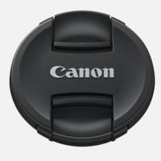 TAPA OBJETIVO CANON LENS CAP E-77II