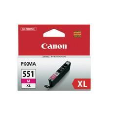 CARTUCHO TINTA CANON CLI 551 XL MAGENTA MG6350 / MG5450