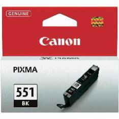 CARTUCHO TINTA CANON CLI-551BK NEGRO MG6350/MG5450