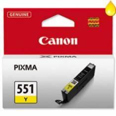CARTUCHO TINTA CANON CLI-551Y AMARILLO MG6350 / MG5450