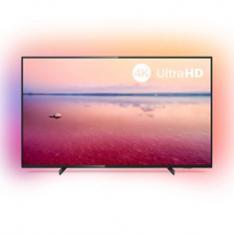 TV PHILIPS 65 LED 4K UHD  65PUS6704  AMBILIGHT  HDR10+  SMART TV  3 HDMI  2 USB  DVB-T T2 T2-HD C S S2  WIFI  A+