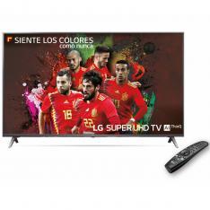 "TV LG 65"" LED 4K SUHD/ 65SK8000PLB/ HDR/ 20W/ DVB-T2/C/S2/ SMART TV/ HDMI/ USB"