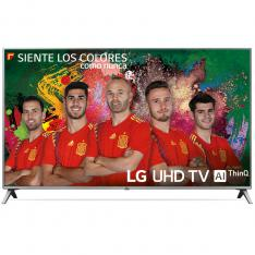 "TV LG 75"" LED 4K UHD/ 75UK6500PLA/ HDR/ 20W/ DVB-T2/C/S2/ SMART TV/ HDMI/ USB"