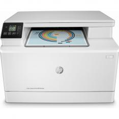 MULTIFUNCION HP LASER COLOR LASERJET PRO M182N A4/ 16PPM/ USB/ RED/ EPRINT/ AIRPRINT