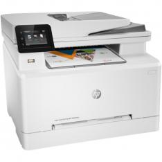 MULTIFUNCION HP LASER COLOR LASERJET PRO M283FDW FAX/ A4/ 22PPM/ 256MB/ USB/ RED/ WIFI DIRECT/ DUPLEX IMPRESION