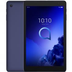 TABLET ALCATEL 3T MIDNIGHT BLUE 10   5MPX - 5MPX   16GB ROM   2GB RAM   QUAD CORE   4G   WIFI