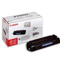 TONER CANON EP 27 NEGRO 2500 PÁGINAS LBP3200  3000  MFC3220  MFC3240