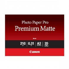 PAPEL FOTOGRAFICO CANON 8657B017 PRO PREMIUM PM-101 TINTA IMPRESION/ A2/ 420X594MM/ 20 HOJAS