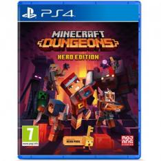 JUEGO PS4 - MINECRAFT DUNGEONS - HERO EDITION