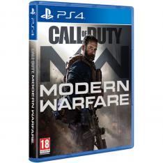 JUEGO PS4 - CALL OF DUTY MODERN WARFARE