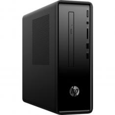 ORDENADOR HP SLIMLINE 290-A0026NS A9-9425 8GB / SSD512GB / RADEON R5 / WIFI / BT / W10/ MINITORRE/ NEGRO