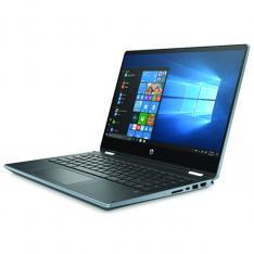 PORTATIL HP PAVILION X360 14-DH1016NS I3-10110U 14 4GB  SSD128GB  WIFI  BT  W10  TACTIL  CONVERTIBLE  AZUL