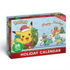 Calendario de Adviento Pokemon Multicolor 2020 90000