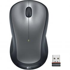 MOUSE RATON LOGITECH M310 LASER WIRELESS INALAMBRICO  SILVER