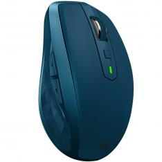 MOUSE RATON LOGITECH ANYWHARE 2S WIRELESS INALAMBRICO Y BLUETOOTH AZUL OSCURO 4000 DPI