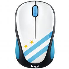 MOUSE RATON LOGITECH M238 OPTICO WIRELESS INALAMBRICO ARGENTINA