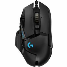 MOUSE RATON LOGITECH G502 HERO OPTICO USB GAMING