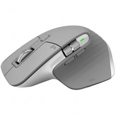 MOUSE RATON LOGITECH MX MASTER 3 WIRELESS INALAMBRICO MID GREY