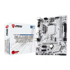 PLACA BASE MSI INTEL H310M GAMING ARTIC SOCKET 1151 DDR4X2 MAX 32GB 2666MHZ DVI-D HDMI MATX