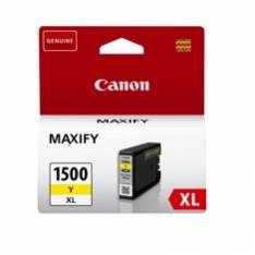 CARTUCHO TINTA CANON PGI-1500XL AMARILLO  MAXIFY MB2050/2350