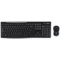 TECLADO + MOUSE LOFITECH MK270 WIRELESS INALAMBRCIO FRANCES