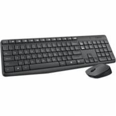 TECLADO + MOUSE LOGITECH MK235 WIRELESS INALAMBRICO PORTUGUES