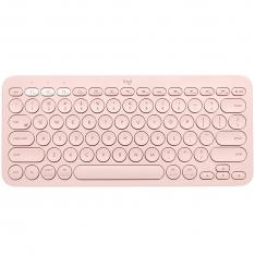 TECLADO LOGITECH K380 MULTI-DEVICE BLUETOOTH ROSA