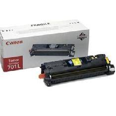 TONER CANON 701 H AMARILLO PARA LBP5200/MF8180C