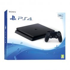CONSOLA SONY PS4 SLIM 500GB NEGRA