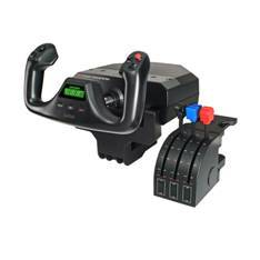 JOYSTICK LOGITECH PRO FLIGHT YOKE PARA PC Y MAC