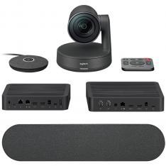 WEBCAM LOGITECH RALLY PLUS 4K MICROFONO