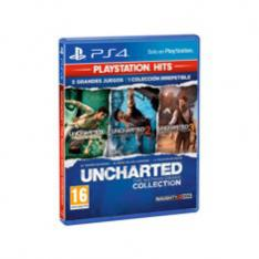Juego Ps4 Uncharted Collection Hits Precios Juegos Ps4 Baratos